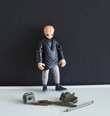 Figrin D'an Cantina Band Member (Mail-away exclusive) loose