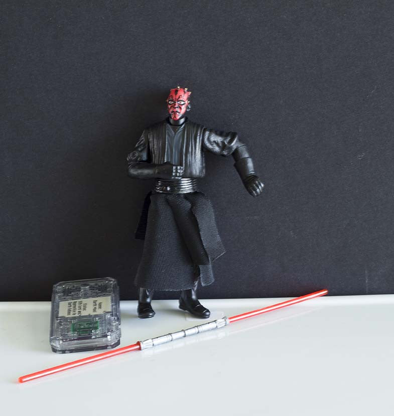 Darth Maul Sith Lord Episode 1 Loose