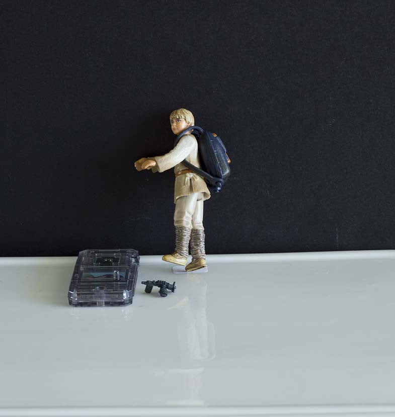 "Anakin Skywalker Star Wars Episode 1 3.75"" Loose"