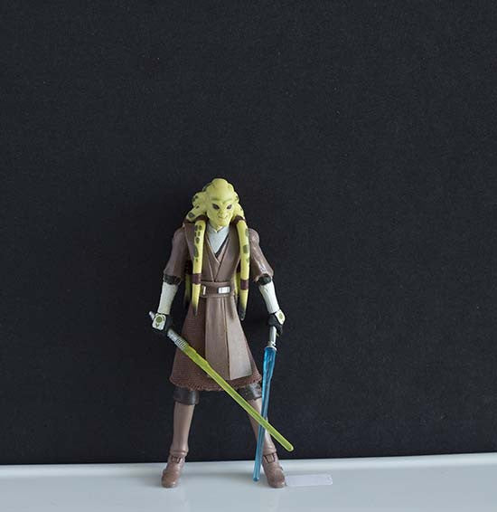 Kit Fisto The Clone Wars Collection 3.75""