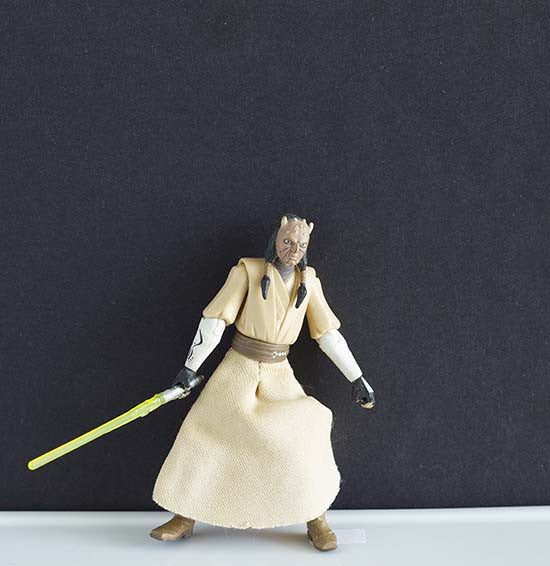 Eeth Koth The Clone Wars Collection 3.75""