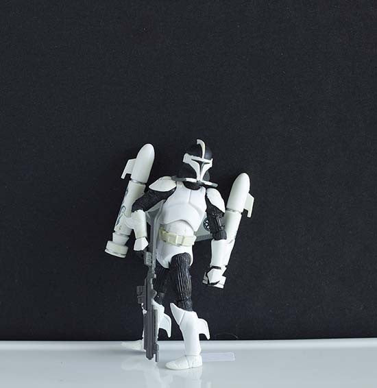 Scuba Clone Trooper The Clone Wars Collection 3.75""