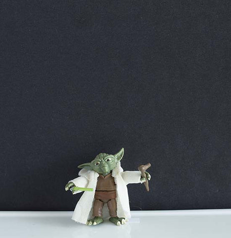 Yoda The Clone Wars Collection 3.75""