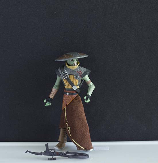 Embo The Clone Wars Collection 3.75""