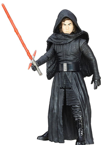 "Kylo Ren Unmasked Star Wars The Force Awakens 3.75"" Loose"