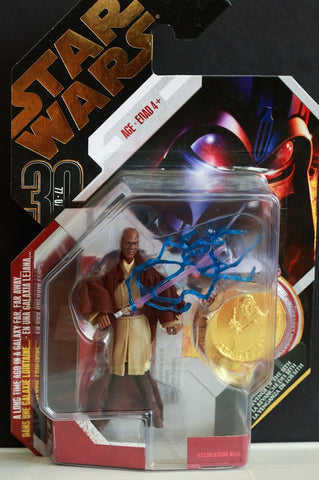 #06 Mace Windu Star Wars 30th Anniversary 3.75""