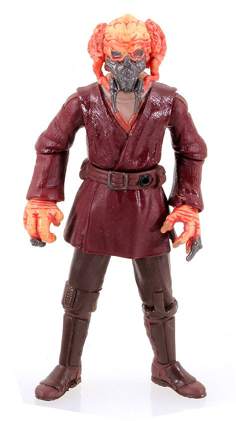"Plo Koon Jedi Revenge of the Sith 3.75"" Loose (incomplete)"