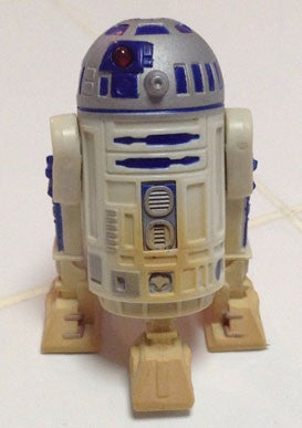 "R2-D2 Electronic Power FX POTF2 3.75"" Loose"
