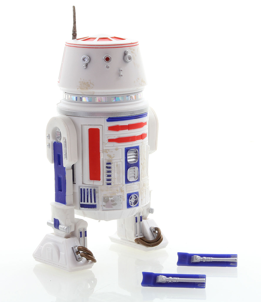 "R5-D4 Star Wars Black Series 6"" Loose"