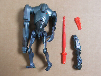 "Super Battle Droid Star Wars ROTS 3.75"" Loose"