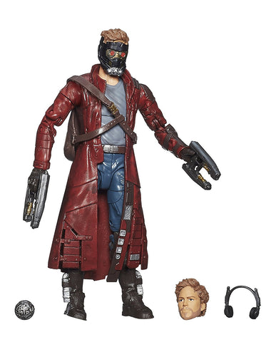 Starlord GOTG Marvel Legends (2014 Groot Wave) Loose