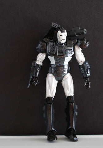 War Machine Marvel Universe 3.75""