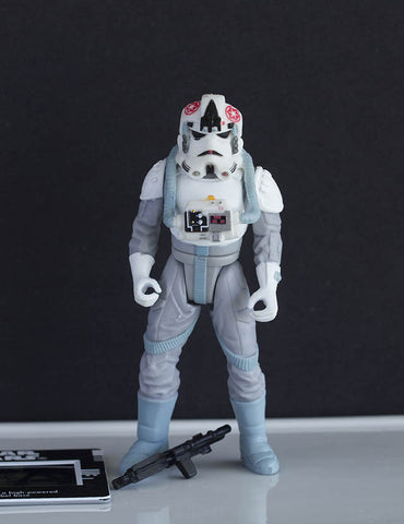 "AT-AT Driver Star Wars POTF2 3.75"" Loose"
