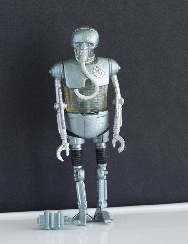 "Medical Droid Star Wars POTF2 3.75"" Loose"