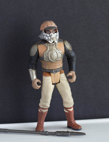 Lando Calrissian Skiff Guard POTF2 Loose