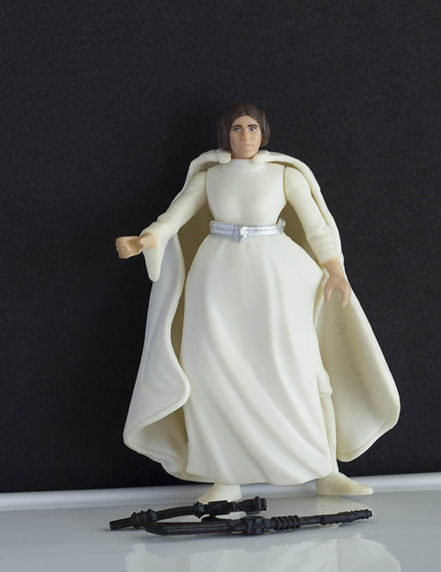 Princess Leia POTF2 Loose