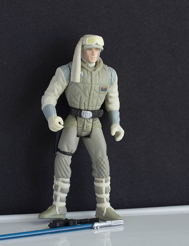 Luke Skywalker Hoth POTF2 Loose