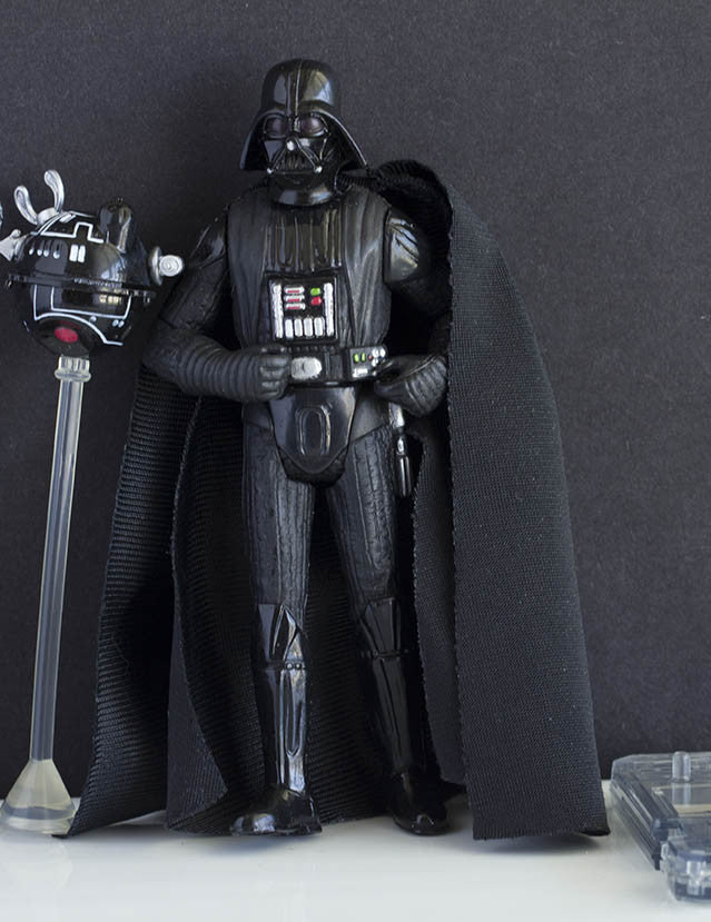 Darth Vader with Interrogation Droid POTF2 Loose