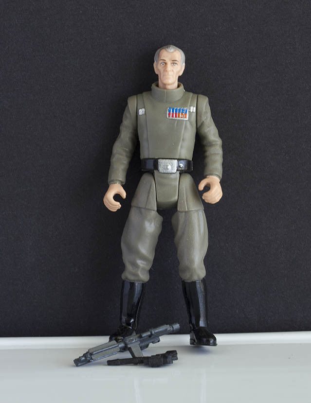 Grand Moff Tarkin POTF2 Loose
