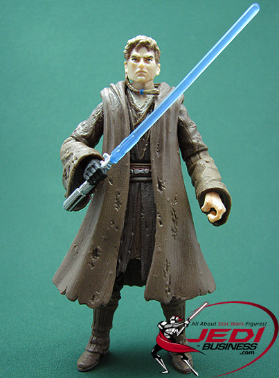 "ANAKIN SKYWALKER (Star Wars Republic #57) The 30th Anniversary Collection 2007 3.75"" Loose"
