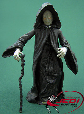 "Emperor Palpatine (Darth Sidious) SAGA #43 3.75"" Loose"