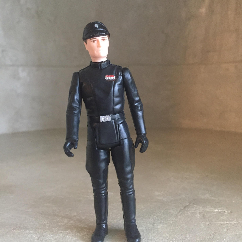 "Imperial Commander Vintage Star Wars 3.75"" Loose (EX)"