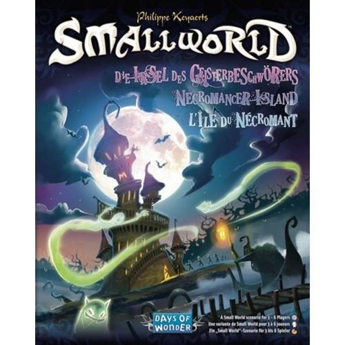 Small World Necromancer Island
