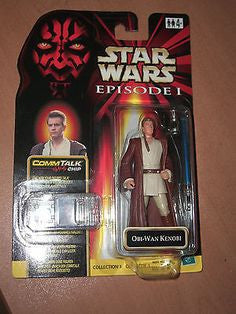Obi-Wan Kenobi Naboo Commtech Episode 1 NEW 3.75""