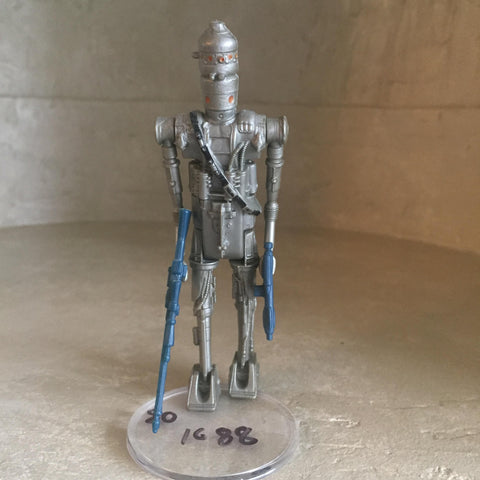 IG-88 (BOUNTY HUNTER) - VINTAGE STAR WARS, 1980 (G)