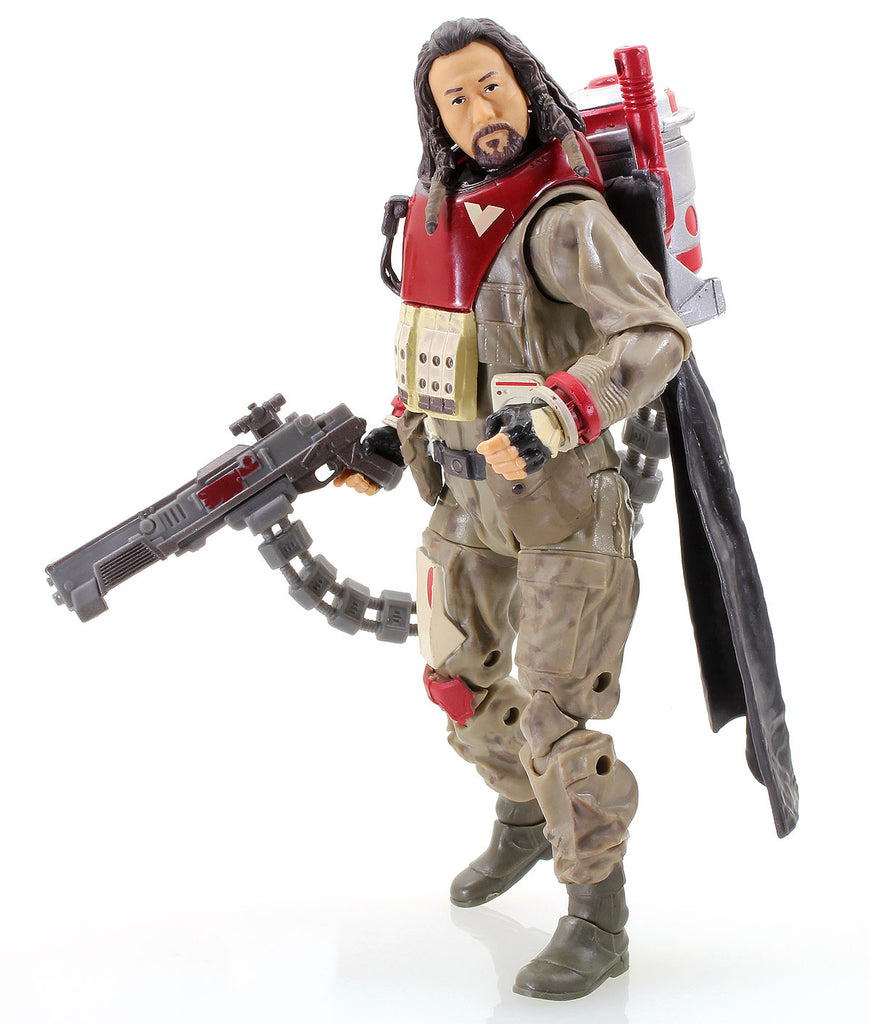 "#37 Baze Malbus Star Wars Black Series 6"" Loose"