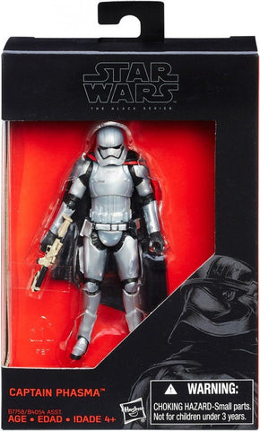 Captain Phasma Star Wars Black Series 3.75""