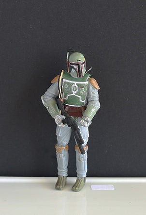 "Boba Fett Ultimate Bounty 3.75"" LOOSE (incomplete)"