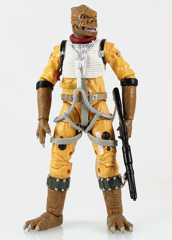 "#10 Bossk Star Wars Black Series 6"" Loose"