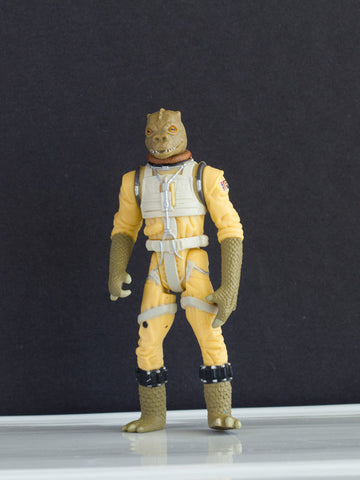"Bossk Star Wars SAGA, 2003 3.75"" LOOSE (INCOMPLETE) (NM)"