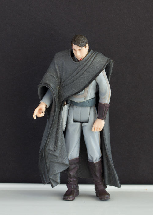 CAPTAIN ANTILLES (SENATE SECURITY) 51 - STAR WARS REVENGE OF THE SITH COLLECTION, 2005 LOOSE 3.75""