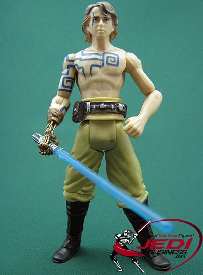 "Anakin Skywalker Star Wars Clone Wars Legacy Collection 3.75"" Loose"
