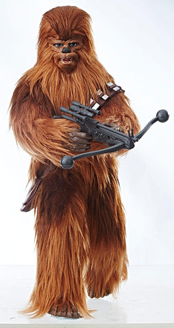 Star Wars Forces of Destiny Roaring Chewbacca Adventure Figure LOOSE