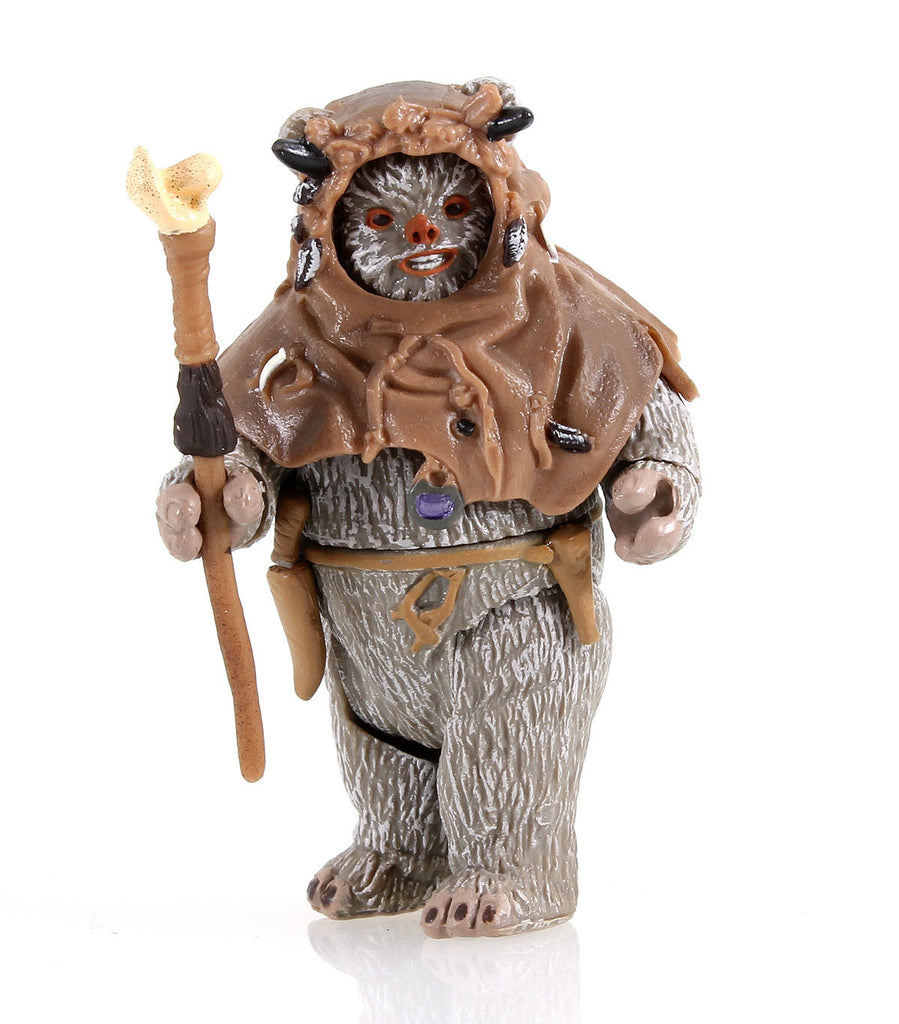 "Chief Chirpa Ewok Saga Collection 3.75"" Loose"