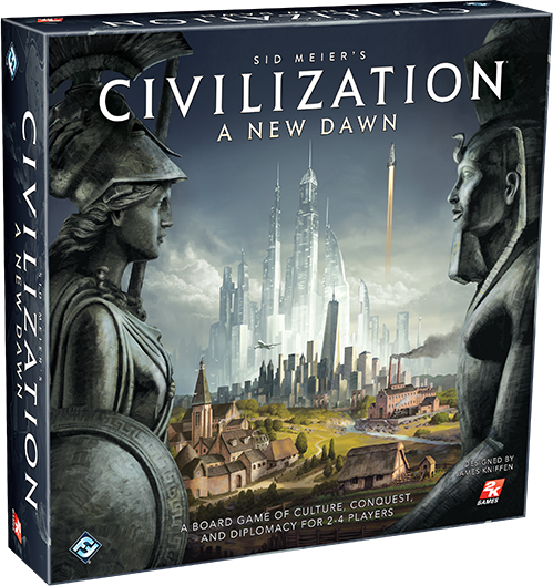 Civilization: New Dawn Board Game
