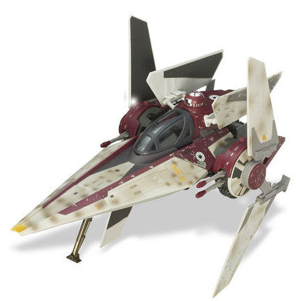 Clone Wars V-Wing Starfighter Loose
