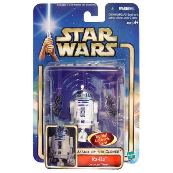 R2-D2 Coruscant Sentry Attack of the Clones