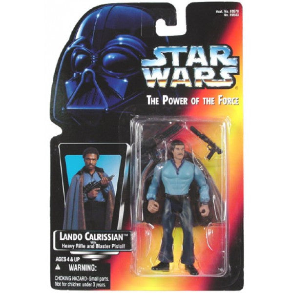 Lando Calirissian POTF2 NEW 3.75""