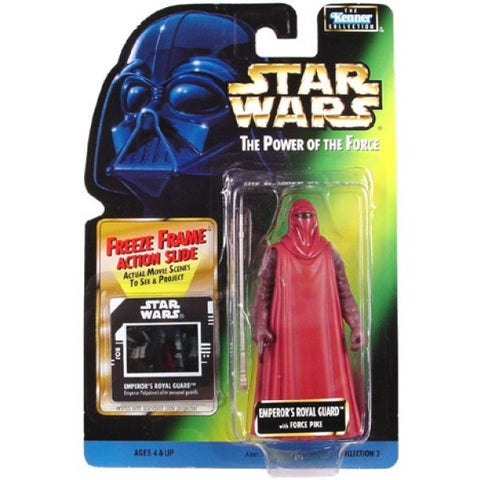 Emperor's' Royal Guard POTF2 NEW 3.75""