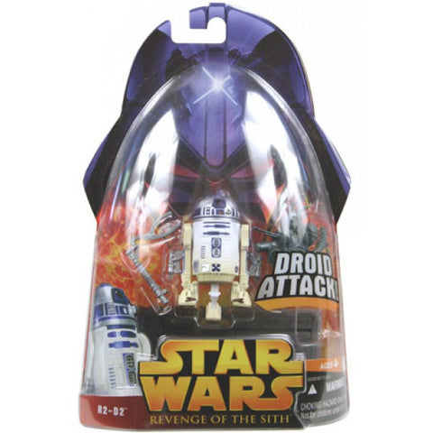 R2-D2 Star Wars Revenge of the Sith 3.75""