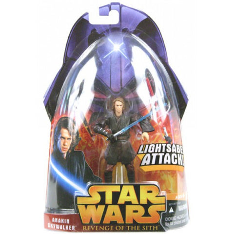 #2 Anakin Skywalker Star Wars Revenge of the Sith 3.75""
