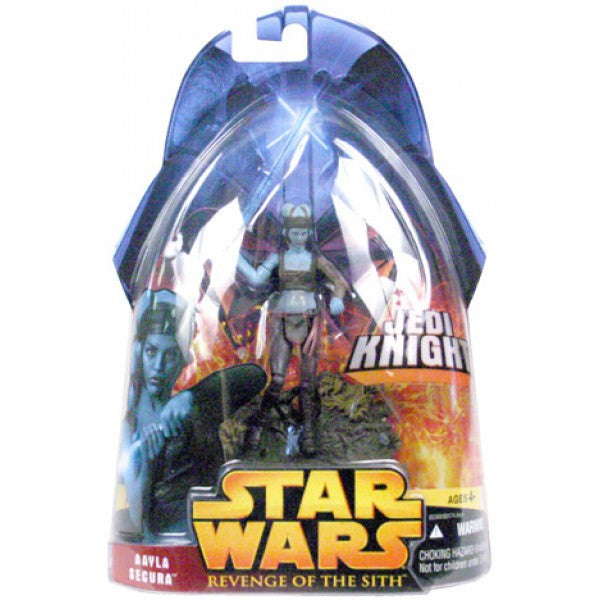 Revenge of the Sith Aayla Secura