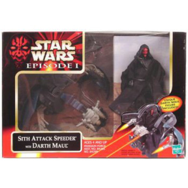 Sith Attack Speeder with Darth Maul Episode 1