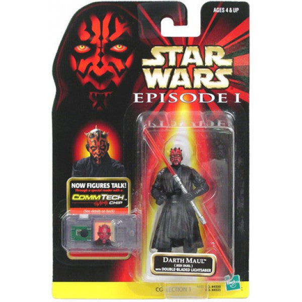Darth Maul Jedi Duel Episode 1 NEW 3.75""