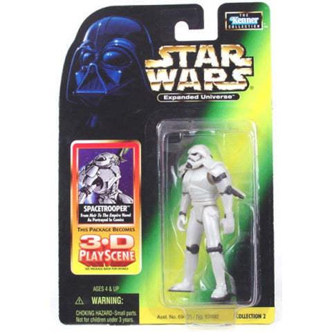 Spacetrooper POTF2 NEW 3.75""