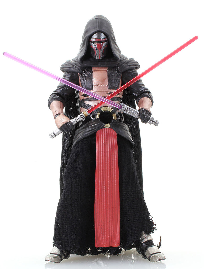 "#34 Darth Revan Star Wars Black Series 6"" Loose"